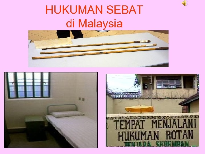 HUKUMAN SEBAT di Malaysia