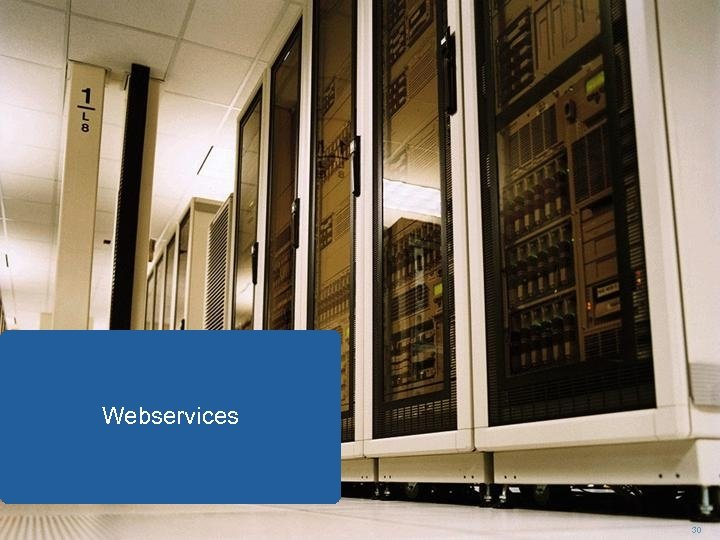Webservices 30