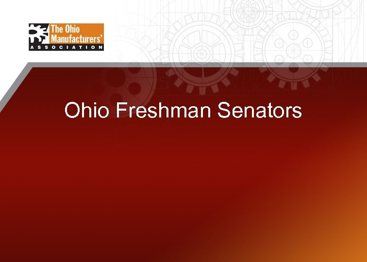 Ohio Freshman Senators