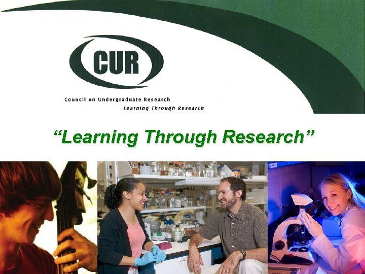 """""""Learning Through Research"""""""