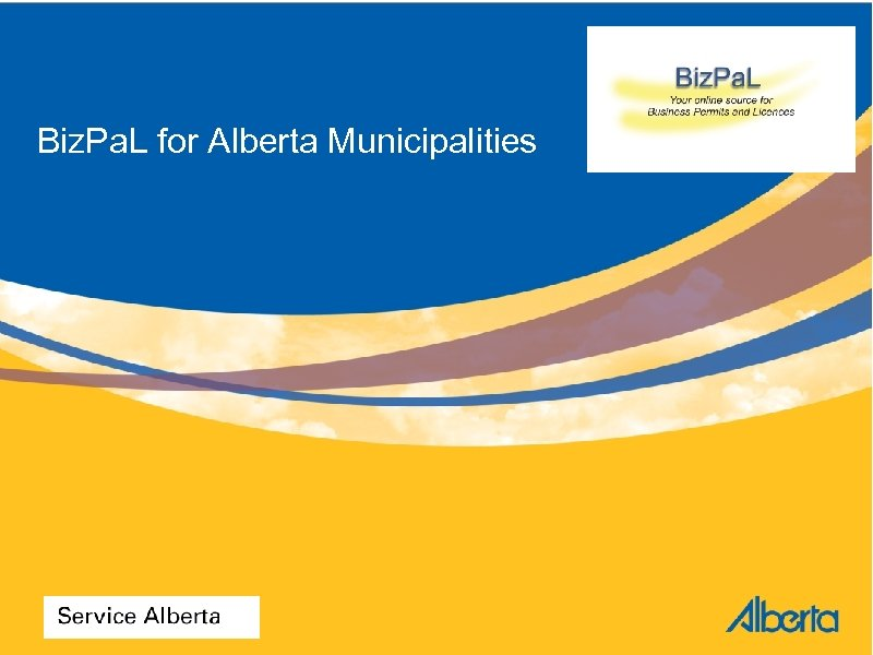 Biz. Pa. L for Alberta Municipalities