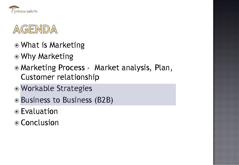 What is Marketing Why Marketing Process - Market analysis, Plan, Customer relationship Workable