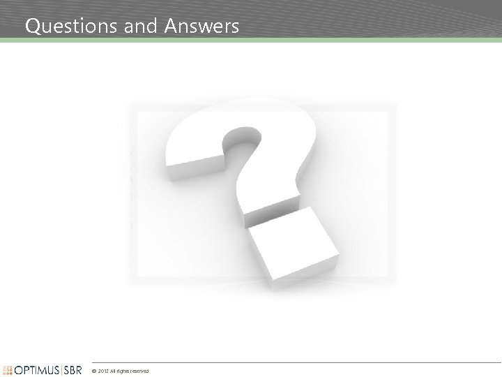 Questions and Answers Access to ACTT /hospital WIFM approach to Main recommendation - Step