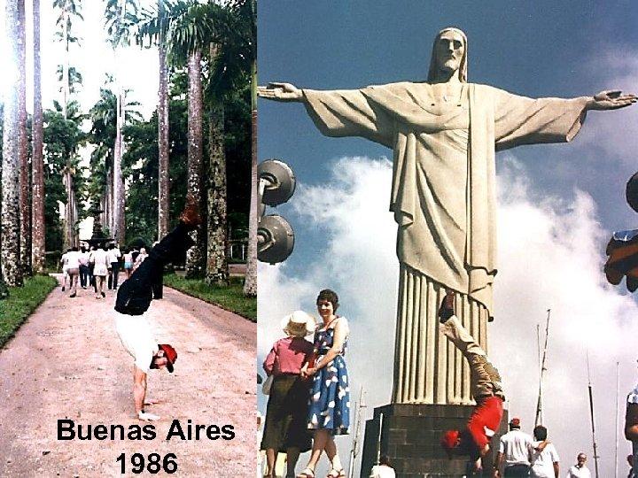 Buenas Aires 1986