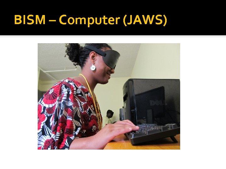 BISM – Computer (JAWS)