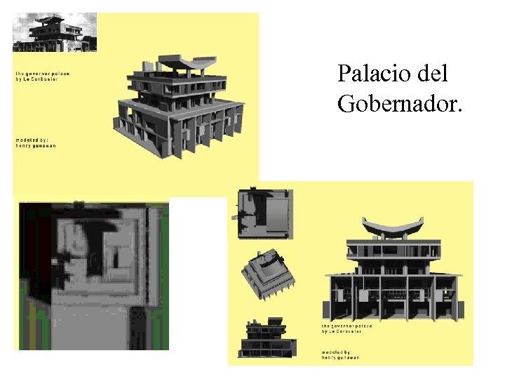 Palacio del Gobernador.