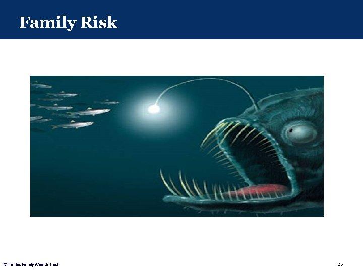Family Risk Raffles Family Wealth Trust 33