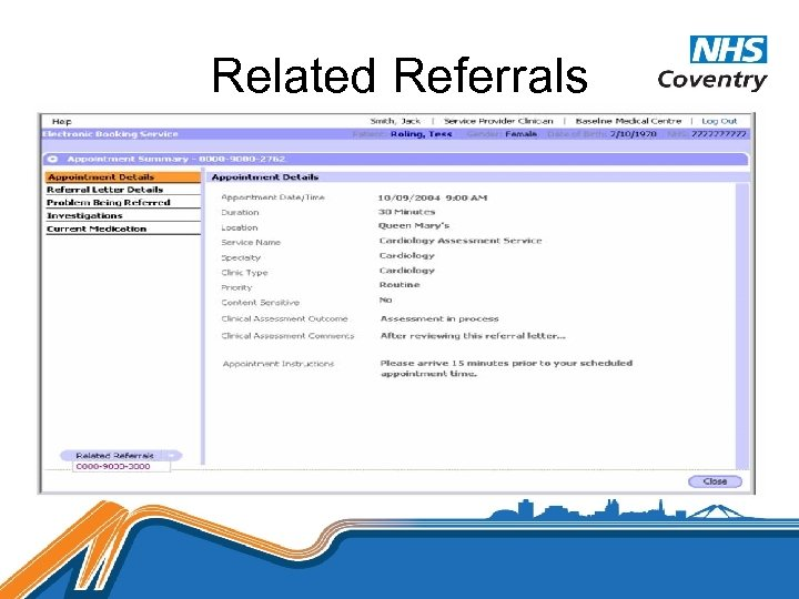 Related Referrals