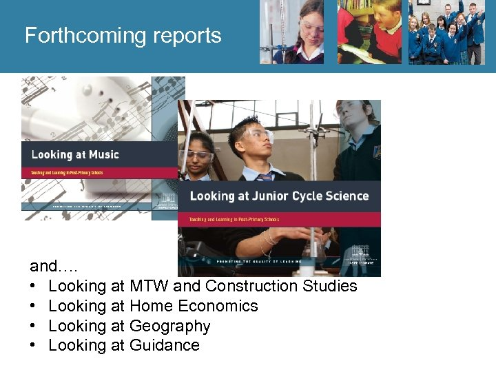 Forthcoming reports and…. • Looking at MTW and Construction Studies • Looking at Home