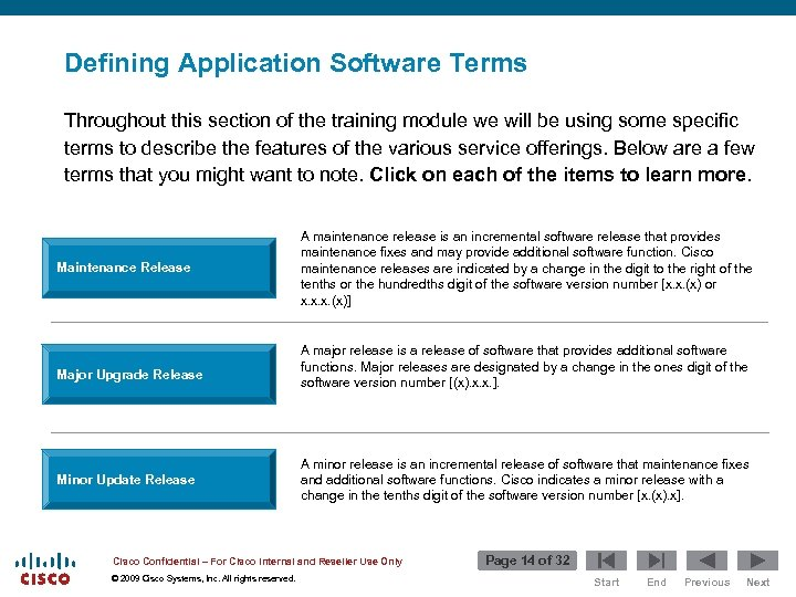Defining Application Software Terms Throughout this section of the training module we will be