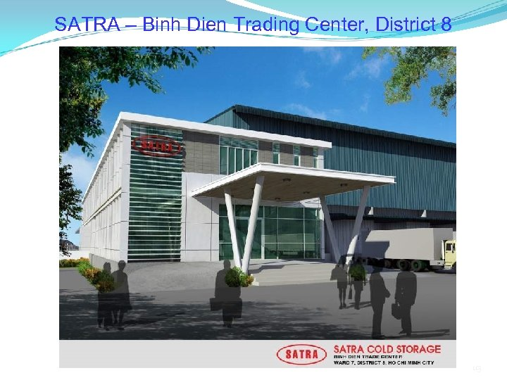 SATRA – Binh Dien Trading Center, District 8 113