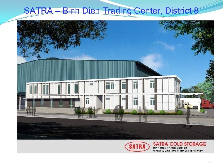 SATRA – Binh Dien Trading Center, District 8 114