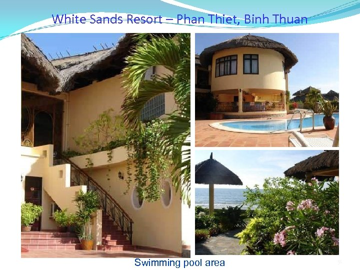 White Sands Resort – Phan Thiet, Binh Thuan Swimming pool area 51