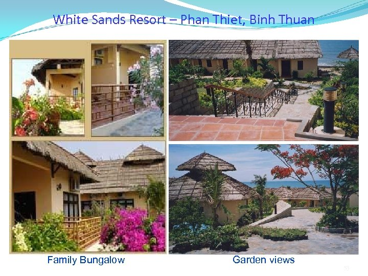 White Sands Resort – Phan Thiet, Binh Thuan Family Bungalow Garden views 53