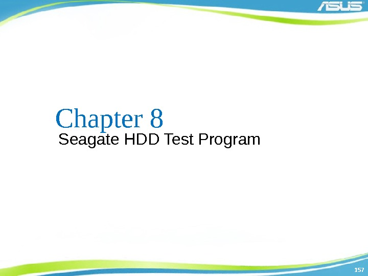 157157 Chapter 8 Seagate HDD Test Program