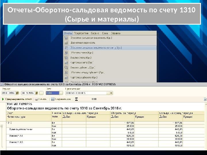 ТОО «W 2 EXPRESS» Группа Э-31 Кудрин А