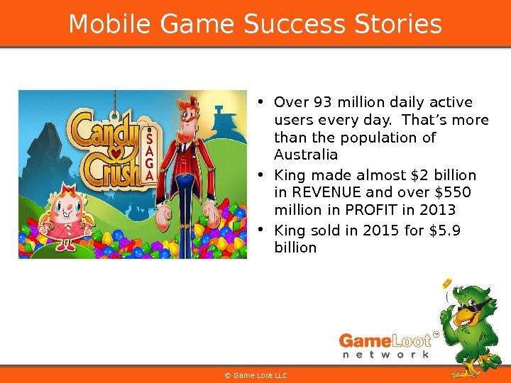 • Over 93 million daily active users every day.  That's more than the population