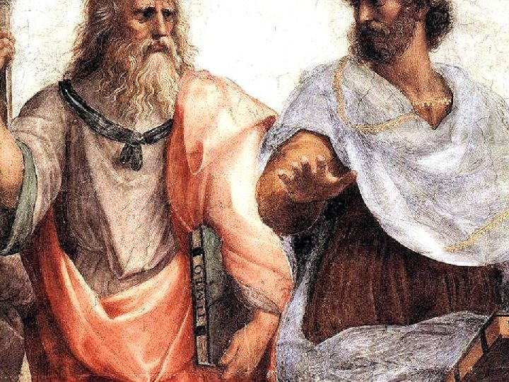 socrates and parmenides defying the standards set by society