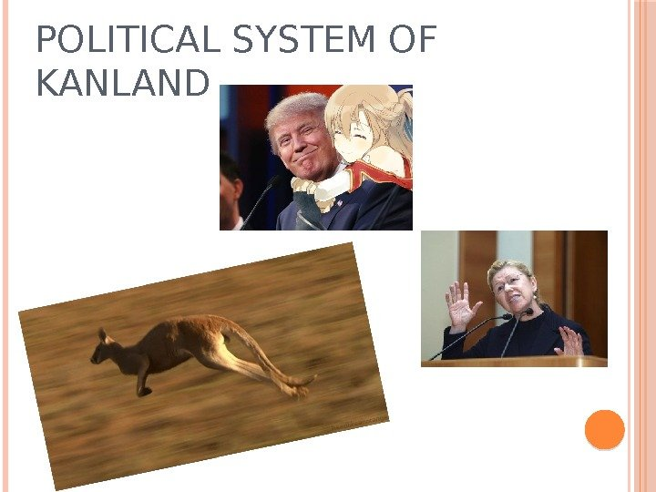 POLITICAL SYSTEM OF KANLAND