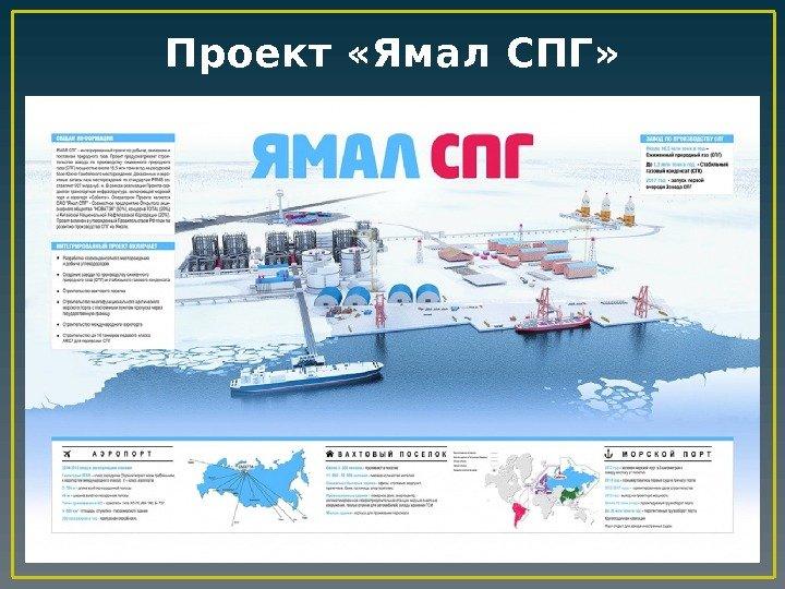 Газ Ямал СПГ конкурентоспособен на всех рынках