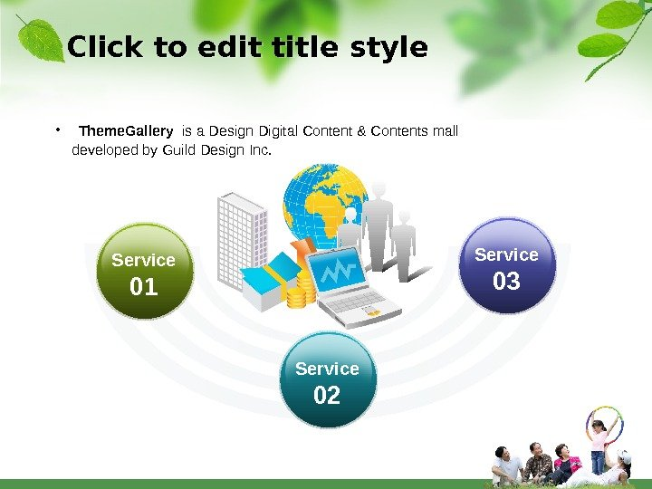 • Theme. Gallery  is a Design Digital Content & Contents mall developed by Guild