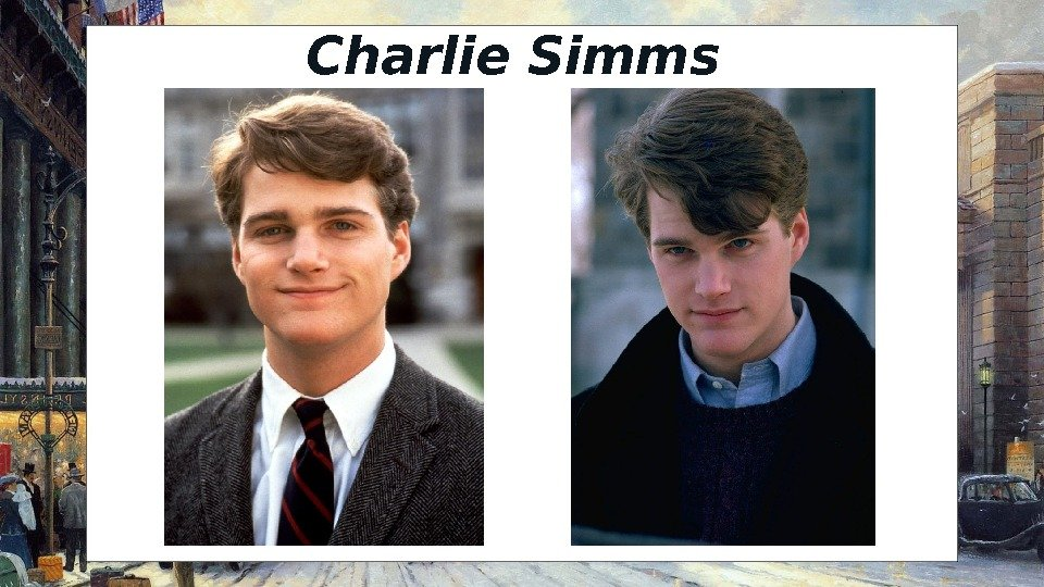 Charlie Simms