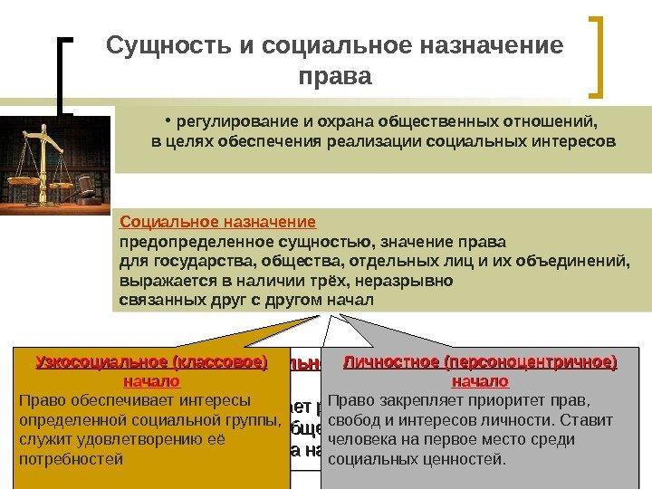 презентации: Обществознание социальное значение и функции права стойка