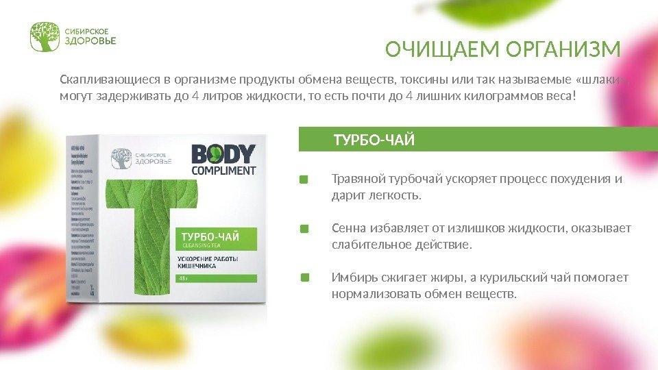 Сибирское Здоровье И Программа Похудения.