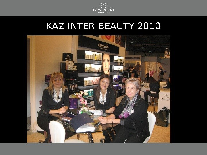KAZ INTER BEAUTY 2010
