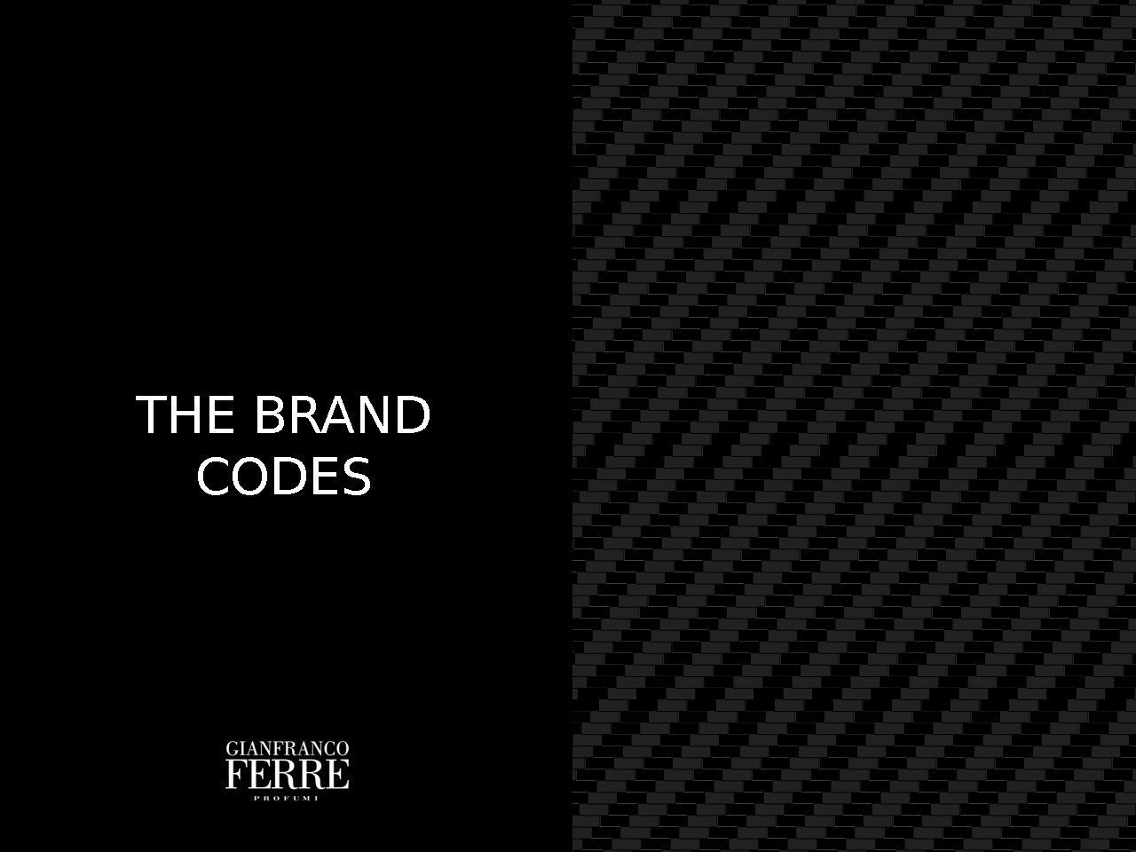 THE BRAND CODES
