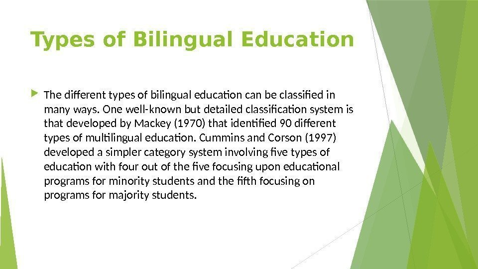a research on the benefits of bilingual education for english learners Bilingual education for english language learners (ells) has been one of the most controversial and even contentious issues in the field, with some groups like proenglish and anti-immigration groups actively opposing it as a threat to national identity yet the research is quite clear that when it.