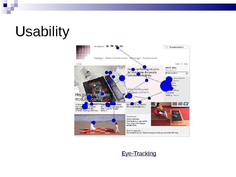 Usability Eye-Tracking