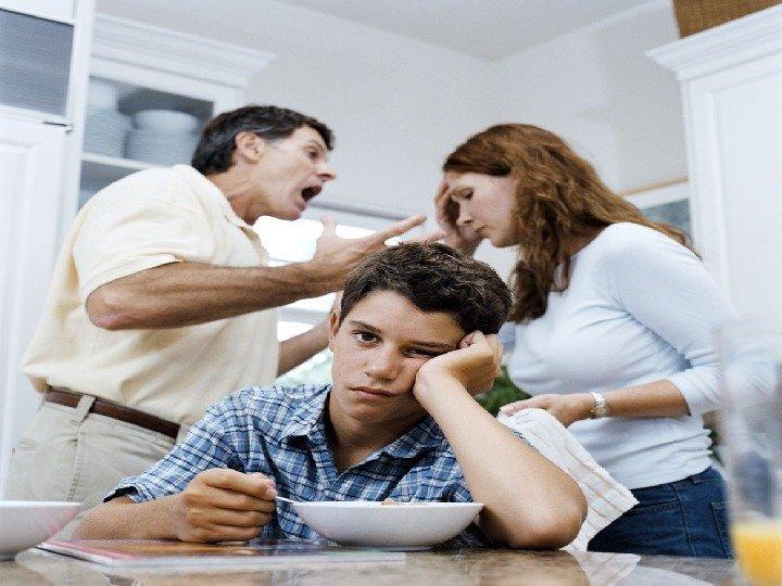 divorce and single parent families