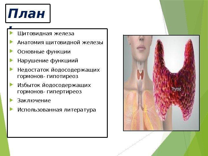 Как лечить нарушение функции щитовидной железы