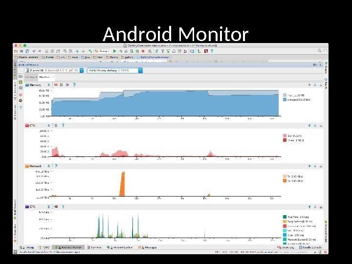Android Monitor