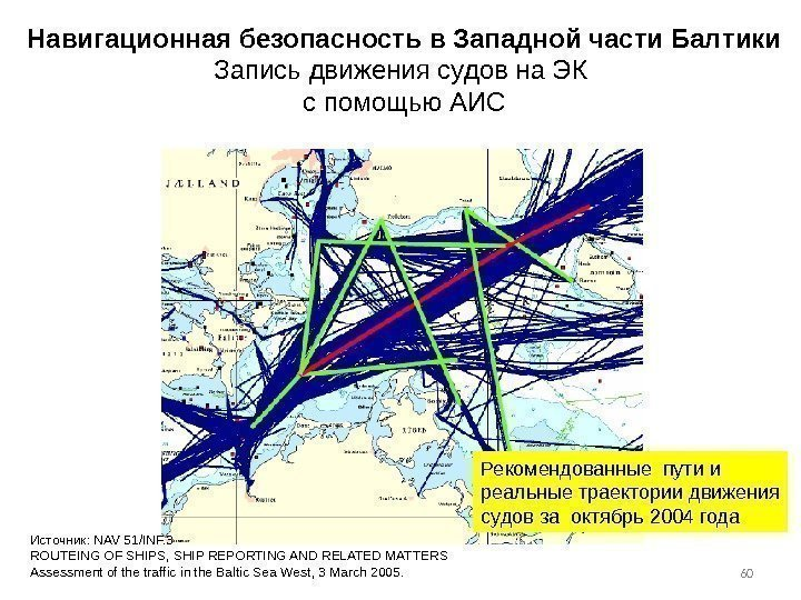 Источник:  NAV 51/INF. 3 ROUTEING OF SHIPS, SHIP REPORTING AND RELATED MATTERS Assessment