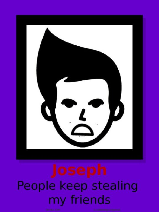 Joseph People keep stealing my friends Joel Shaul, LCSW Autism. Teaching. Strategies. com