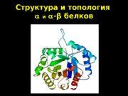 1 Структура и топология    ии