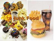 Junk Food   Lollies, chips and fast