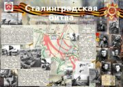 Сталинградской битвы Победа советских войск над немецко-фашистскими войсками