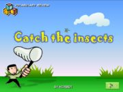 VOCABULARY REVIEW Catch the insects BY HERBER PLAY