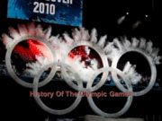 History Of The Olympic Games Winter Olympic games,
