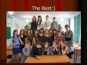 The Best:) Девочки мы самые самые (для наших