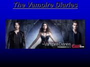The Vampire Diaries Elena Stefan Damon Katherine Bonnie