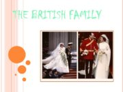 THE BRITISH FAMILY The most common type of