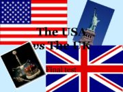 The USA vs The UK Final test What