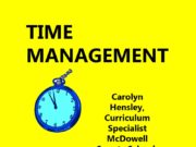 TIME MANAGEMENT Carolyn Hensley, Curriculum Specialist McDowell County