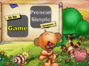 Game Present Simple Play to be Questions Am