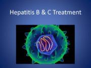 Hepatitis B & C Treatment Prophylactic Measures Vaccination
