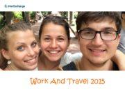 Work And Travel 2015 Включает в себя такие